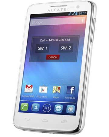 گوشی موبایل آلکاتل مدل One Touch X Pop