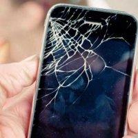 تعمیر lcd شکسته گوشی موبایل
