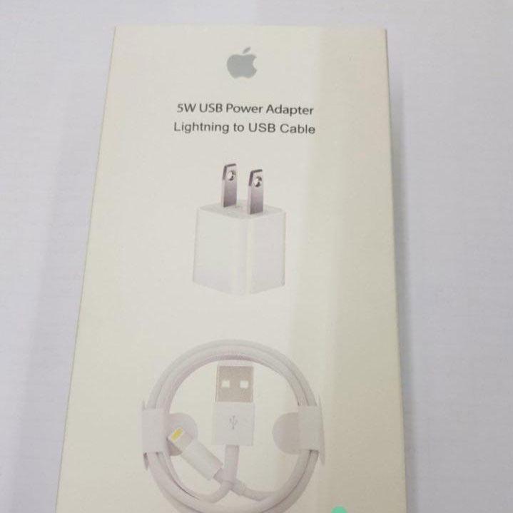شارژر اصلی اپل پک کامل